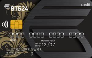 «Мультикарта» от банка ВТБ 24