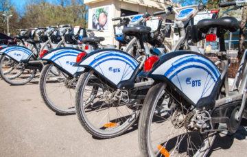 Велопрокат от ВТБ